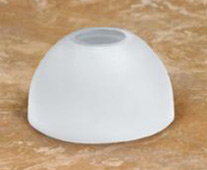 aurora candle lamp shade, replacement shade for candle lamp