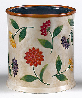 candle warmer flowers