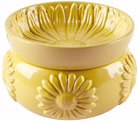 electric wax tart warmer daisy