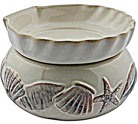 wax warmer electric seashells