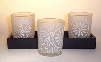 tea light holder, votive holder
